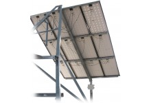 Sun Tracker SM12SLT 1-axis with backstructure for 12 panels (2,16 kWp)