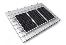 Antai Solar šlaitinio stogo montavimo sistema