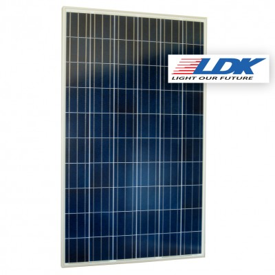 Ldk Solar 250 P 20 Baltic Solar Projects