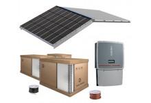 30 kw europinė saulės elektrinė, integruota į stogą, su 25m. garantija !