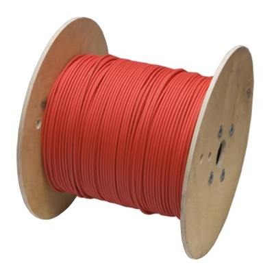 Saulės elektrinių kabelis Solar 1x4 mm2. Raudonas