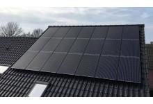Aukštos kokybės 10 kW saulės elektrinė