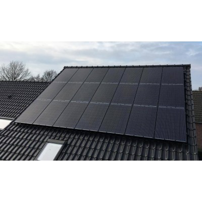 Puikios kokybės 10 kW saulės elektrinė
