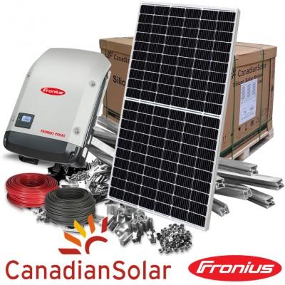 5 kw  saulės elektrinės komplektas