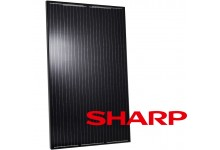 Sharp NU-AK Mono Black standartiniai 300 W