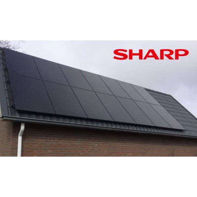 5 kW saulės elektrinė su ES parama tik 2800 € kartu su PVM