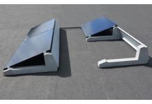 Fotovoltinių modulių montavimo sistema ANTIS