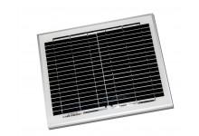 12V 10W Monocrystalline Solar Panel (10 watt) Lite