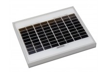 12v 5w Monocrystalline Solar Panel Rigid