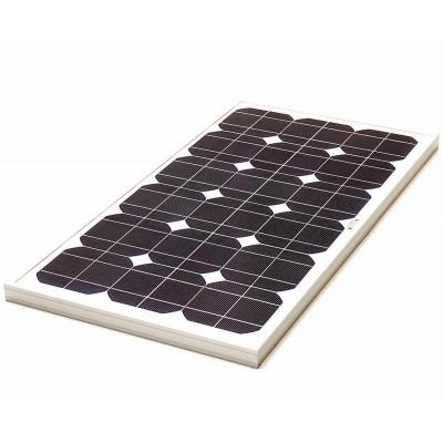 12v 30w Monocrystalline Solar Panel Framed