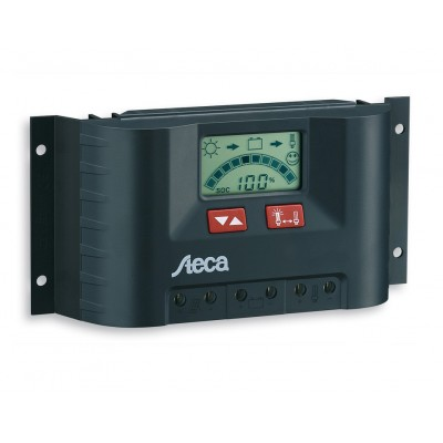 Steca PR3030 LCD Solar Charge Controller 12v /24v 30A