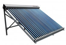 Non-Pressure Solar Hot Water Collector