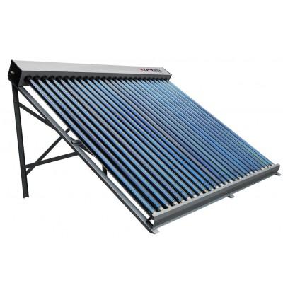 Non-Pressure Solar Hot Water Collector