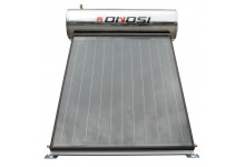 Integrated Flat Plate Solar Water Heate