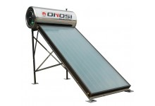 Non-Pressure Flat Plate Solar Water Heater