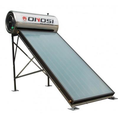 Non-Pressure Flat Plate Solar Water Heater