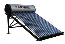 Steel Compact NoPressurized Solar Water
