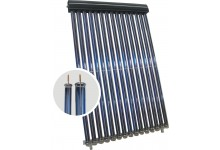 Pressurized Solar Hot Water Collector