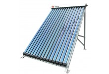 Heat Pipe Solar Hot Water Collectors