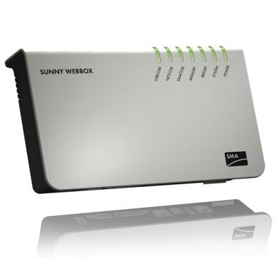 SMA Sunny Webbox Central Data Unit