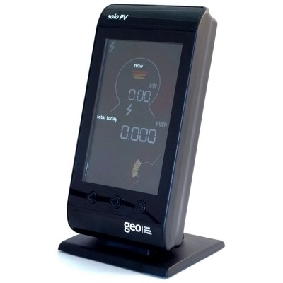 GEO Green Energy Options Solo PV Monitor